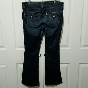 Hudson Jeans Jeans - HUDSON W170DHA Boot Cut Flare Jeans Size 31